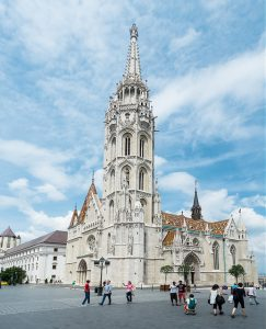 Matthias Church Day Budapest River Attractions by Tim Venchus