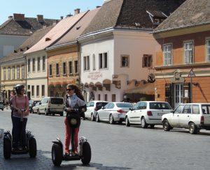 Buda Castle Budapest Segway Tour
