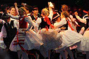 Folk Dance Show Budapest