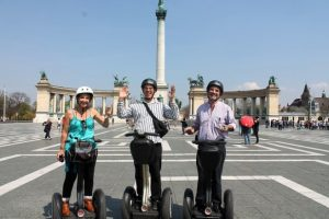 Budapest Segway Tour in City Park