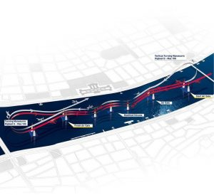 Red Bull Air Race Map