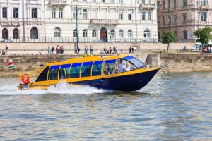 Budapest Water Taxi
