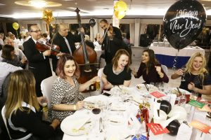 NYE Cruise with Dinner and Live Music