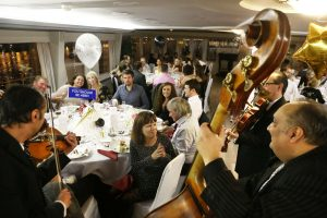 NYE Party Cruise with Show and Dinner