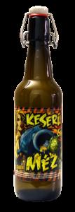 Keserű Méz (Bitter Honey) Craft Beer on Budapest Cruise