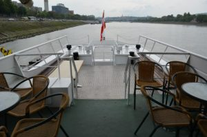 Mirage Boat Private Ship Rental Budapest River Cruise - Open Air Rooftop