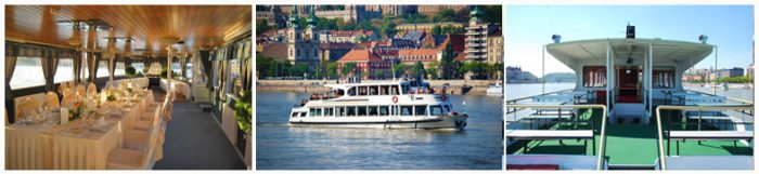Fortuna Private Boat in Budapest
