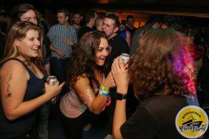 Boat Party Budapest Booze Cruise Dancefloor