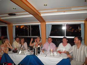 NYE Dinner Cruise Budapest