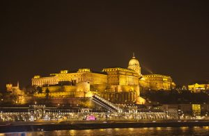 Buda Castle by Night photo by José Manuel García
