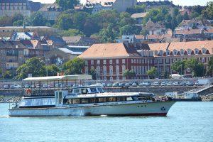 Szabadi Event and Sightseeing Boat, Budapest