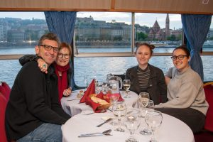 Hungarian Dinner Cruise & Wine Tasting