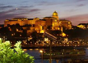 Budapest Buda Castle Night Cruise BRC