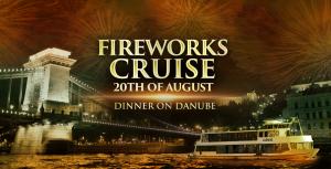 Budapest Aug 20 Fireworks Cruise