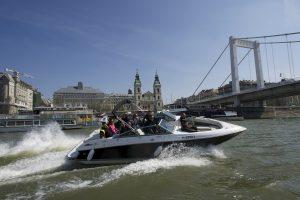 Speed Boat Crazy Cruise Budapest