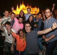 Boat Party Budapest Booze Cruise Experience