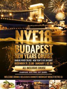 NYEDinner Cruise & Retro Pa