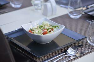 Budapest Dinner Cruise Salad