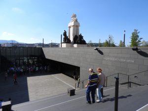 Visitor Center of Budapest Parliament