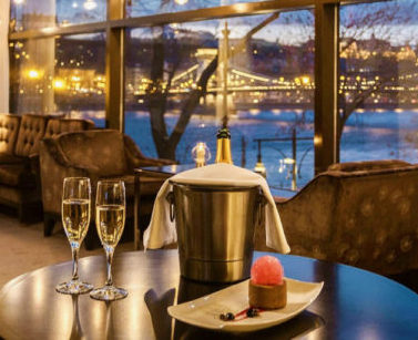 Budapest Wine and Jazz NYE Dinner