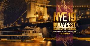 NYE Cruise Party Ludwig Budapest Hungary