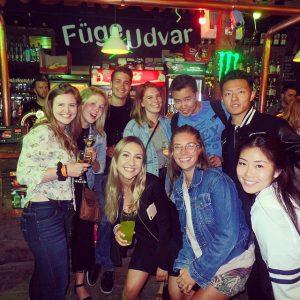 Pub Crawl Budapest Night Fun