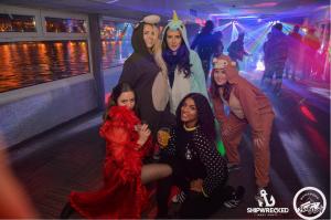 Budapest Halloween Booze Cruise