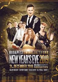Budapest Swing New Year Party with Jazz Band Balint Gajer