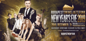 Budapest Swing New Year Party with Jazz Band Booking NYE Tickets