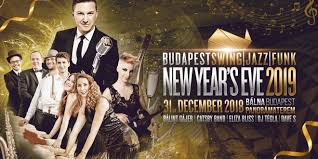 New Year Swing Party NYE Riverside Budapest