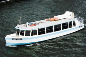 Budapest Private Boat Rental Clara Ship on River Day