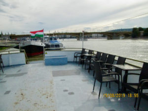 Budapest CMB Boat Open Deck Private Hire