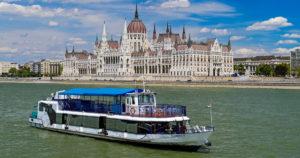 Halaszbastya Event Ship Budapest Cruise