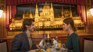Budapest Buffer Dinner Cruise