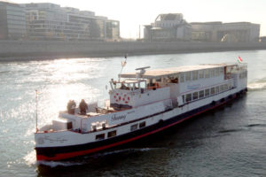 Fanny Private Boat Rental Budapest
