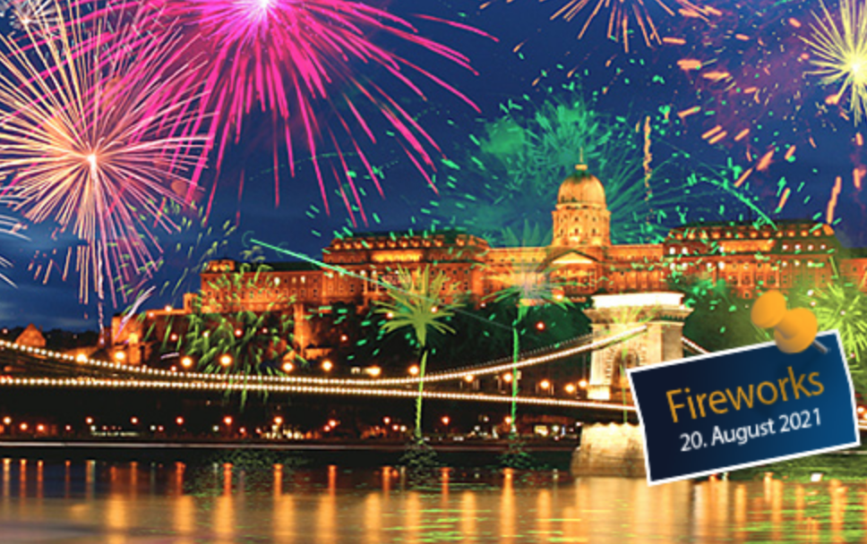 River Cruise and Fireworks Budapest Danube Boats