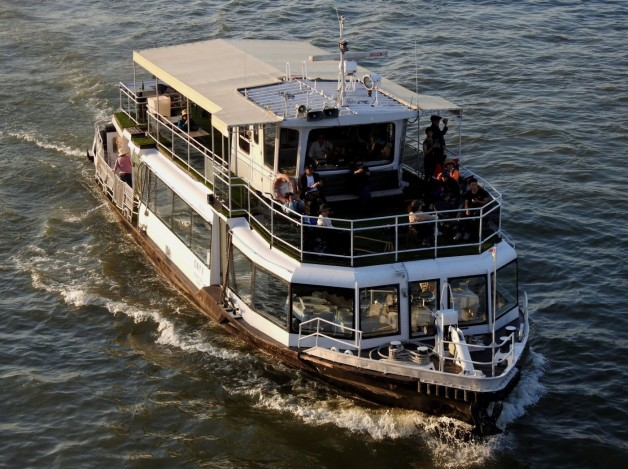 Onyx Boat Rental for Private Cruise in Budapest Hungary Medium Groups