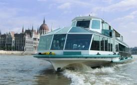 Legenda Cruise Ship Budapest