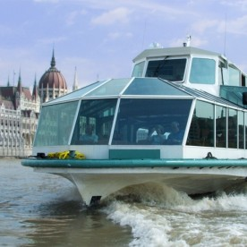 Legenda Danube Cruises with Budapest Card