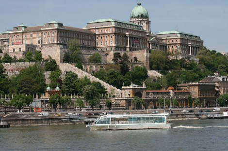10.15am Sightseeing Cruise in Budapest