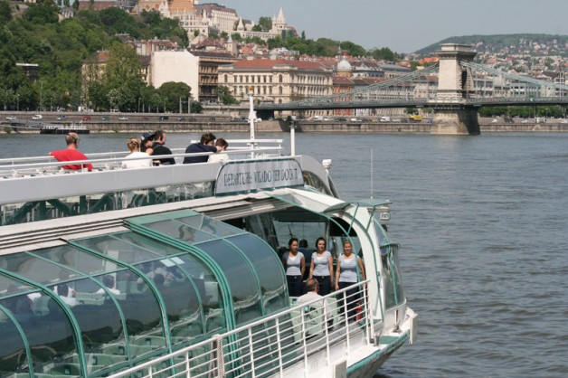 11.45am Sightseeing Guided Cruise in Budapest