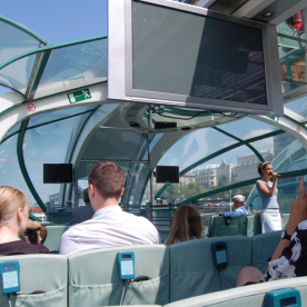 3.30 pm Afternoon Sightseeing Cruise in Budapest