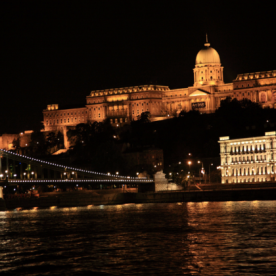 7.30 pm Cruise on Budapest Legenda Boat