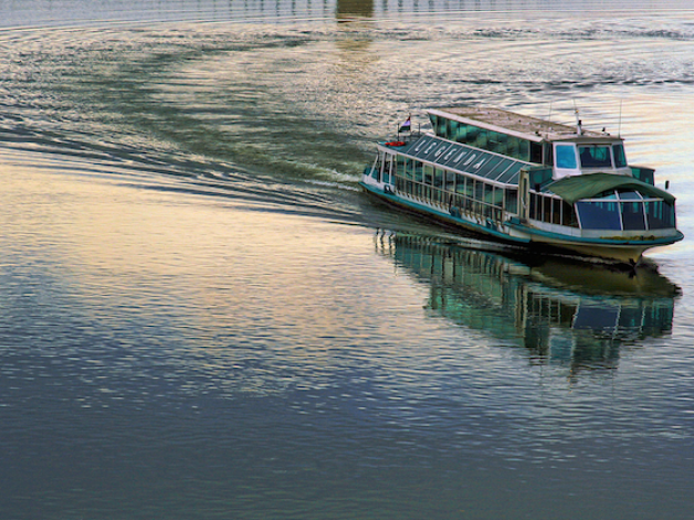 6.30 pm Guided Evening Cruise in Budapest