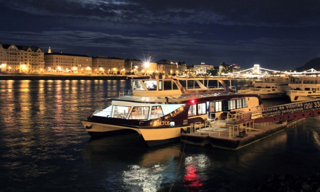 Taltos Private Boat Rental Budapest