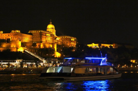 Nimrod Boat by Night Budapest Dinner Cruise