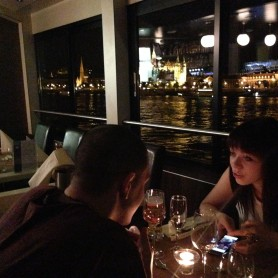 Valentine's Day Dinner Cruise with Piano Music