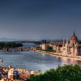 2pm Sightseeing Guided Cruise in Budapest