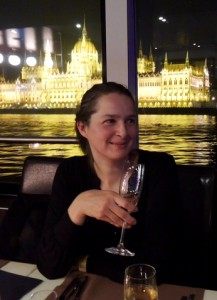 Budapest Dinner Cruise Bar Piano – Views