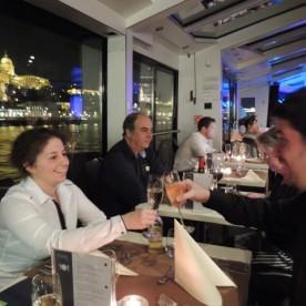 Budapest Dinner Cruise Bar Piano – Photo Gallery